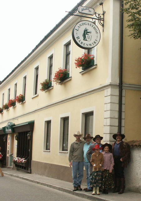 Baerenwirt Hotel in Austria