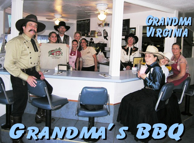 Pioneer Pepper at Grandma's BBQ