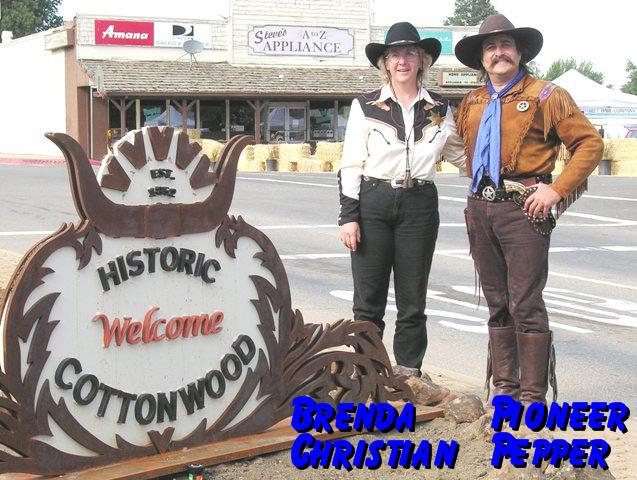Pioneer Pepper in Cottonwood CA