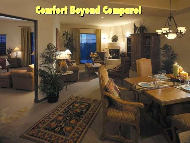 Carefree Resort Villa inside