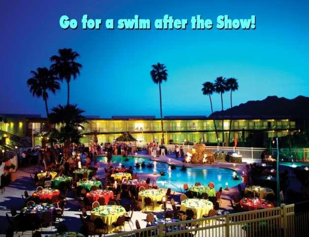 Carefree Resort pool