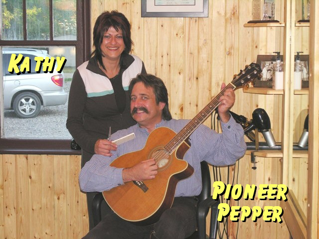 Pioneer Pepper with Kathy of Dynasty of Hair