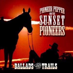 Ballads of the Trails album cover